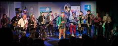 Mike Westbrook Uncommon Orchestra at the Blue Orange Theatre | UK Vibe