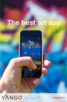 The best app for finding one-of-a-kind art from 5,000+ artists.