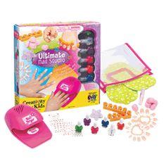 Creativity for Kids Ultimate Nail Studio, $24.95