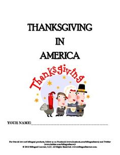 TWO new products just went up on our products page!  You can order Thanksgiving ebooklet and/or grammar structures for just $3 and $4 @  http://bilinguallearner.com/Products!