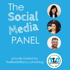 Tanya Targett on hunting headlines for media success: The Social Media Panel by The Likeability Company on SoundCloud