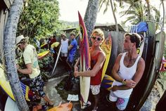 These Pictures Of Surfers In The '80s Are Amazing