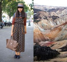 """""""Street #Style vs. The Great Outdoors"""""""