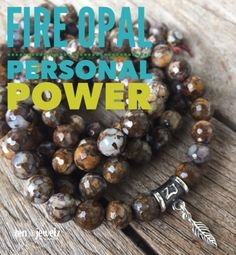 Gain back your personal power! Try our gorgeous Fire Opal Healing Crystal Bracelets and personalize  with the sterling silver charms of your choice. Custom wrist sizing available. Hand crafted jewelry | NJ Jewelry Designer | Healing gemstones | Custom Jewelry Designs | Sterling Silver Charms