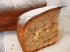 Ο άρτος γίνεται πανεύκολα, είναι πεντανόστιμος και δεν χρειάζεται να τον φτιάξετε μόνο για την αρτοκλασία! Greek Pastries, Bread And Pastries, Flour Recipes, Cooking Recipes, Low Calorie Cake, The Kitchen Food Network, Greek Sweets, Greek Cooking, Bread Cake