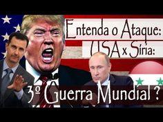 AMO VOCÊ EM CRISTO: (URGENTE!) USA bombardeia SÍRIA, estopim para uma ...
