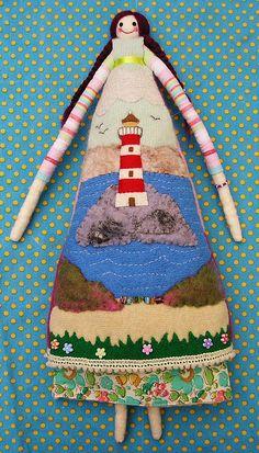 lisa lighthouse lady
