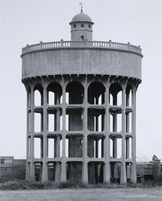 water tower - Newton-le-Willows, England, 1904 (demolished)