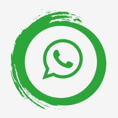 Whatsapp Icona Logo vettore e png Whatsapp Png, Vector Whatsapp, Social Network Icons, Social Media Logos, Logo Design, Icon Design, Youtube Logo Png, Icones Facebook, Adobe Illustrator