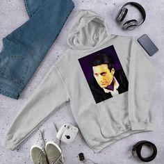 Al Pacino Godfather Hooded Sweatshirt Star Trek Data, Ray Liotta, Al Pacino, The Godfather, Rib Knit, Hooded Sweatshirts, Hoods, Pouch, Stitch