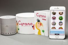 Stressed? Not anymore. Relax with Cyrano, the best digital scent speaker. More on www.notes.com