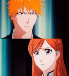 Image uploaded by Plantagenet. Find images and videos about manga, bleach and anime couple on We Heart It - the app to get lost in what you love. Bleach Characters, Anime Characters, Ichigo E Orihime, Bleach Couples, Bleach Manga, Shinigami, Cartoon Icons, Anime Comics, Anime Love