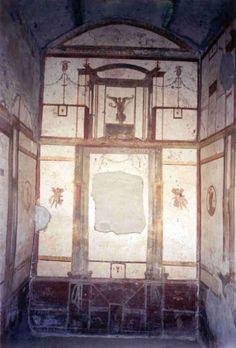 De Kunstkijker: Fresco in Pompeji