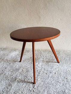 Table basse bureau enfant tripode vintage | vintage | Pinterest ...