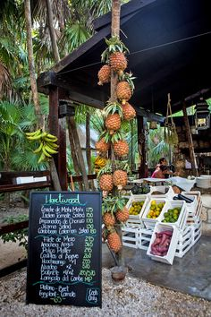 Rewriting the Menu in Tulum, Mexico - NYTimes.com