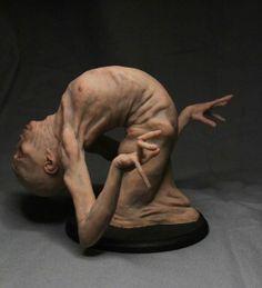 Sculpture by Matthew LeVin. http://matthewjlevin.com  beinArt Collective: http://beinart.org