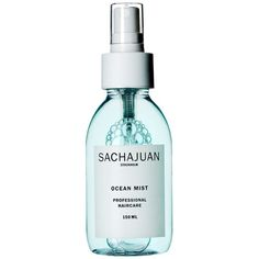 Sachajuan Ocean Mist (€29) ❤ liked on Polyvore featuring beauty products, haircare, makeup, beauty, filler, no color and sachajuan