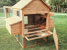 The Best Creative and Easy DIY Chicken Coops You Need In Your Backyard No 06