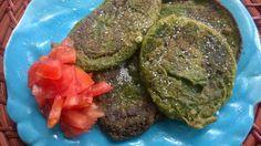 Buñuelitos de acelga gluten free! Los podes hacer de espinaca, o de queso!!! YUM #SINTACC