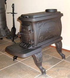 Antique Miniature Wood Stove for sale!  Winnipeg. $300 Working condition.