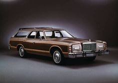 Wagon Wednesday-1977 Ford LTD Country Squire.