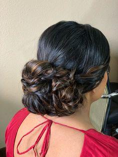 Bridesmaids Hairstyles, Bridesmaid Hair, Hair Styles, Fashion, Hair Plait Styles, Moda, Fashion Styles, Hair Makeup, Hairdos