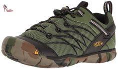 Keen , Baskets pour garçon vert Grün (crushed bronze green) - vert - Grün (crushed bronze green), - Chaussures keen (*Partner-Link)