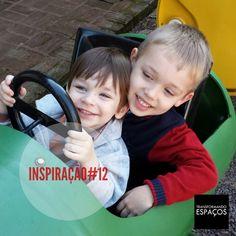Transformando Espaços - Dicas de Organização: Inspiração # 12 - Filhos