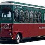 #101 Maine Thing To Do - See / Ride Trolleys in Maine visit Oli's Trolley in Acadia!