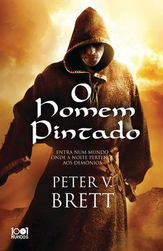 Peter V. Brett, O Homem Pintado