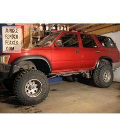 90 - 95 Toyota 4Runner or Hilux Surf Fender Flares