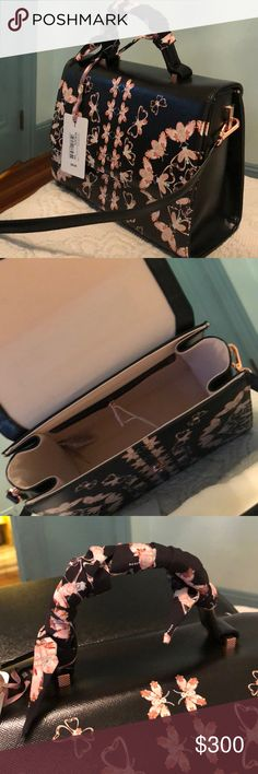 Ted baker handbag I will include the mini skinny scarf, very spacious Ted Baker Bags Crossbody Bags