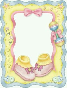 baby girl Page Borders frames free - Bing images Baby Picture Frames, Baby Frame, Imprimibles Baby Shower, Boarders And Frames, Page Borders, Borders For Paper, Writing Paper, Baby Scrapbook, Baby Prints
