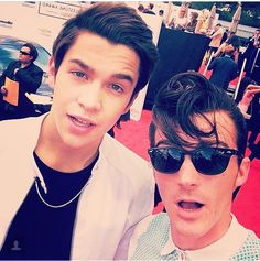 Austin and drake