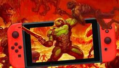 If Doom is on Switch, What Other AAA Games Can We Expect?: Arguments like Switch is too weak to run AAA third party games don't fly…