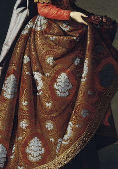 """seeliequeene: """" """"Santa Casilda (detail) Francisco de Zubaran, 1630 """" """""""