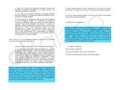 Acta de la Comisión de Derechos y Garantías de Podemos Galicia.