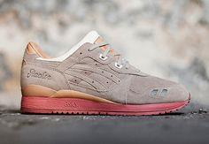 "Packer Shoes x Asics Gel Lyte III ""Dirty Buck"" Release Postponed - SneakerNews.com"