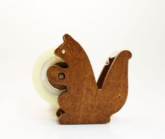 Squirrel Tape Dispenser! this would complement my tiger tape dispenser nicely