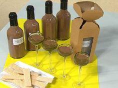 Recetas | Licor de chocolate a la naranja | Utilisima.com
