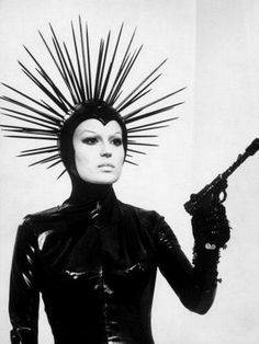Silvana Mangano in 'Le Streghe' - 'The Witches'. 1967.