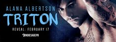 Happy Reveal Alana Albertson And A GIVEAWAY for you!  Triton  byAlana AlbertsonPublication Date: May 7 2017Genres: Adult Contemporary Erotic Romance  Triton: A Little Mermaid Retelling  AriaI teach mermaid fitness at a ritzy hotel next to the Naval Amphibious Base. I know better than to let one of those famous frogmen chase my tail. But in a moment of weakness I submit to Erik a tattooed badass Navy SEAL. After one night of incredible passion I cant stop thinking about his cocky ways and his…