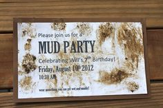 meg + andy: birthday parties