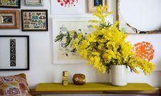 Fleurs Décoration Appartement Chambre d'enfant Carrie Solomon Paris
