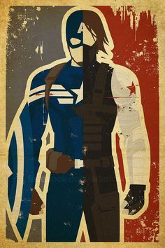 Winter Soldier - visit to grab an unforgettable cool 3D Super Hero T-Shirt!