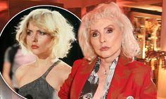 Blondie's Debbie Harry refused to look at her reflection