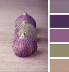 Fig Tones by Design Seeds Purple Interior, Interior Paint Colors, Interior Modern, Interior Painting, Interior Design, Room Interior, Interior Ideas, French Interior, Modern Luxury
