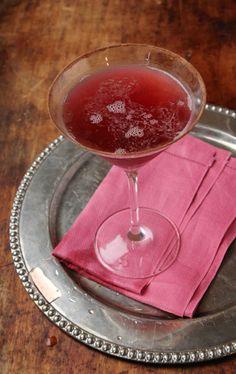 Black Forest Manhattan Martini