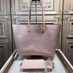 Saint Laurent 354105 Tote Bag In Grained Calfskin Pink ] : Real Bag Sale Black Designer Bags, Designer Bags For Less, Cheap Designer Bags, Womens Designer Bags, Designer Handbags, Saint Laurent Tote, Saint Laurent Handbags, Leather Purses On Sale, Black Leather Handbags
