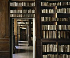 National Library Of The Girolamini Oratory, Naples, Italy